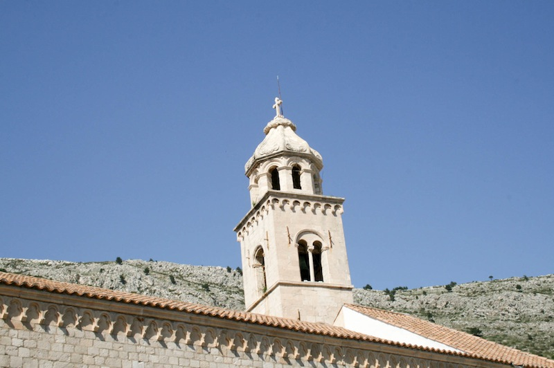 Dubrovnik Old Town Photos - St Luke's Tower