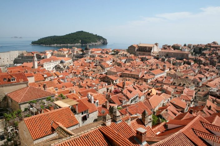 Dubrovnik Old Town Photos - Old Town