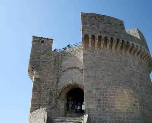 Dubrovnik Old Town Photos - Minceta Fortress