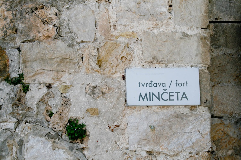 Dubrovnik Old Town Photos - Minceta Fortress