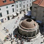 Dubrovnik Old Town Photos - Onofrio's Fountain