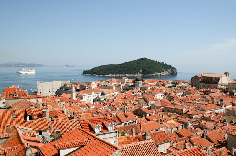 Croatia Destinations - Dubrovnik
