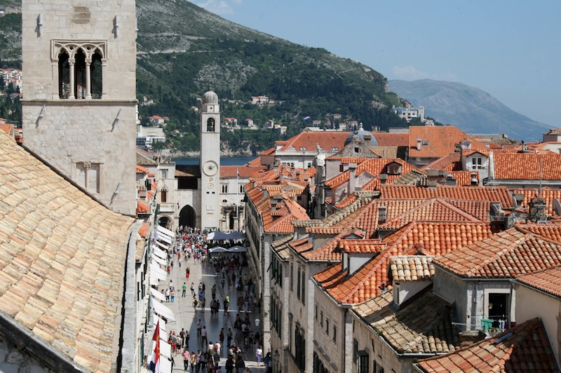Accommodation in Dubrovnik Old Town