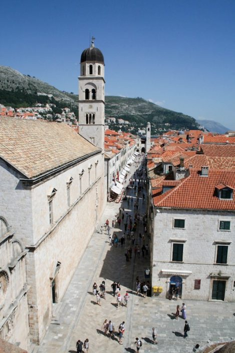 Dubrovnik Old Town Photos - Stradun