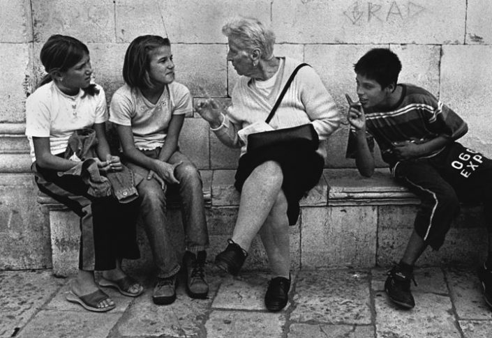 Images of Dubrovnik - People