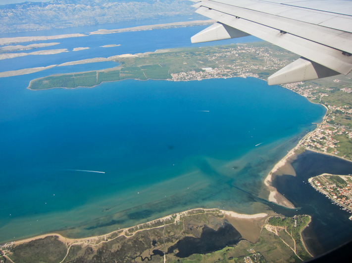 New flights to Croatia in 2017