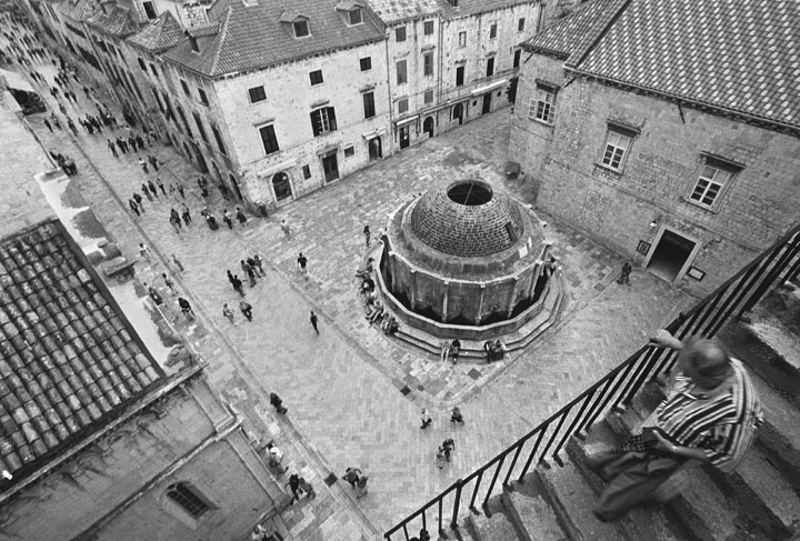 Images of Dubrovnik - Onofrio's Fountain