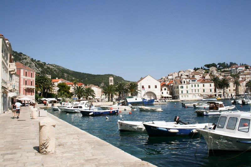 Day Trips from Split - Hvar Town
