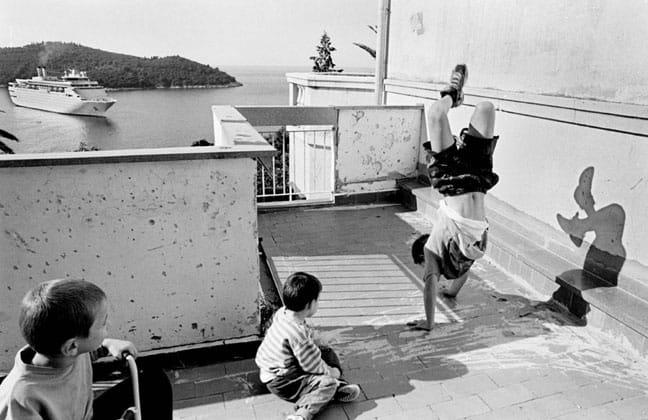 Images of Dubrovnik - Children