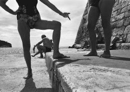 Images of Dubrovnik - Bathers