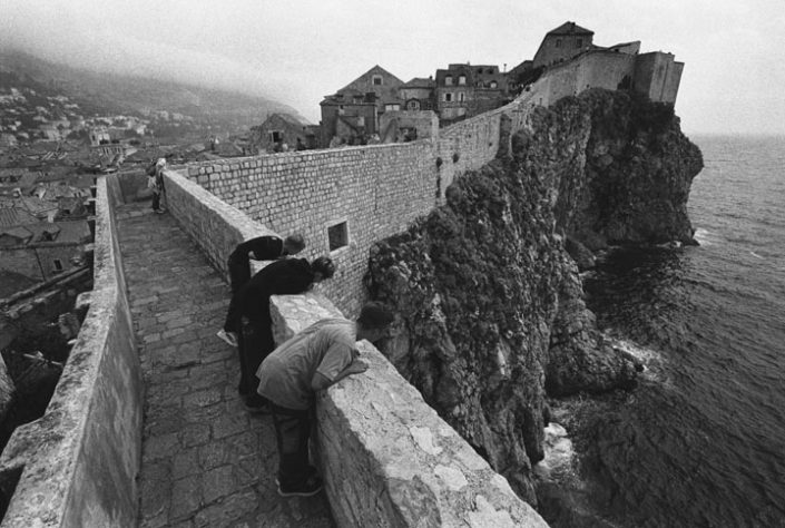 Images of Dubrovnik - Town walls