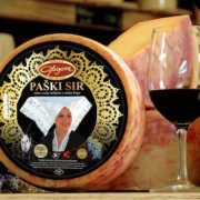 Sirana Gligora Cheese - Paški sir - World Champion Cheese