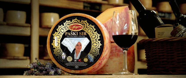 Sirana Gligora Cheese - Paški sir - World Champion Cheese