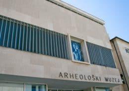 Photos of Zadar - Archaeological Museum