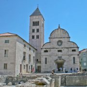 Photos of Zadar - St Mary's Church and Covent