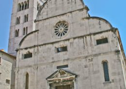 Photos of Zadar - St Mary's Church