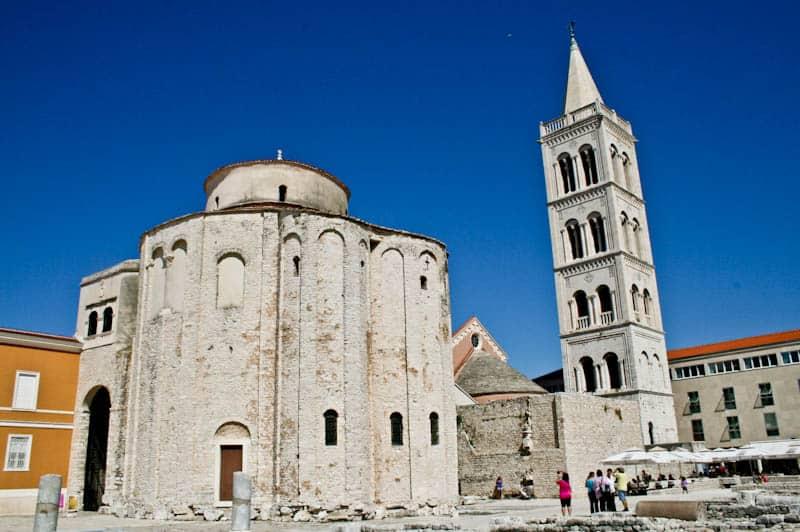 Sightseeing in Zadar - The Forum