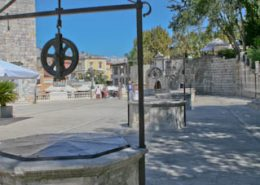 Photos of Zadar - Five wells square