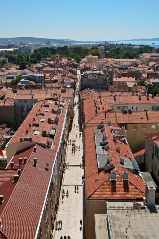 Sightseeing in Zadar - Kalelarga