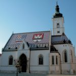 Photos of Zagreb - St Mark's Church