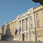 Photos of Zagreb - Parliament