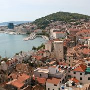 Split Photos - View from the Belltower