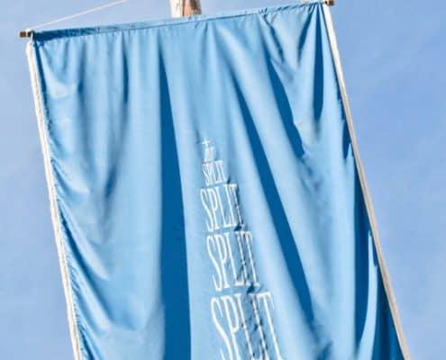 Split Photos - Split flag