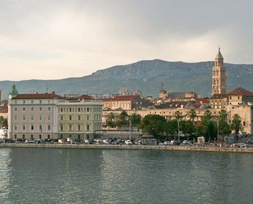 Split Photos - View of Split