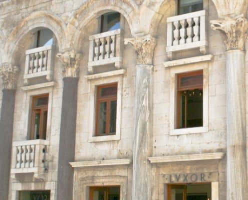 Split Photos - Cafe Luxor