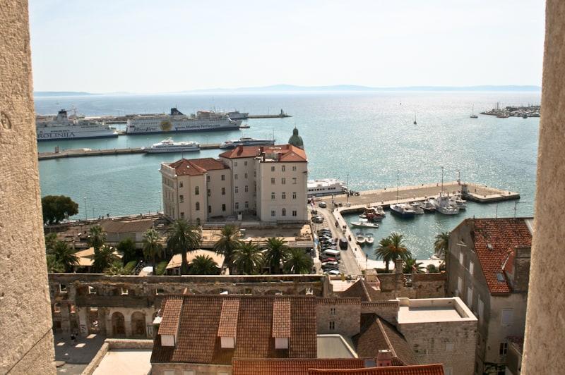 New Split To Dubrovnik Catamaran 2017 Croatia Travel Blog ...