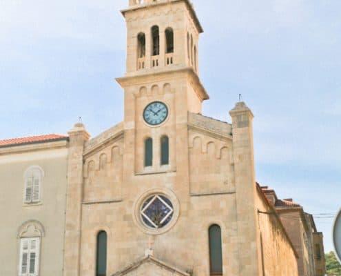 Split Photos - Church of St Francis
