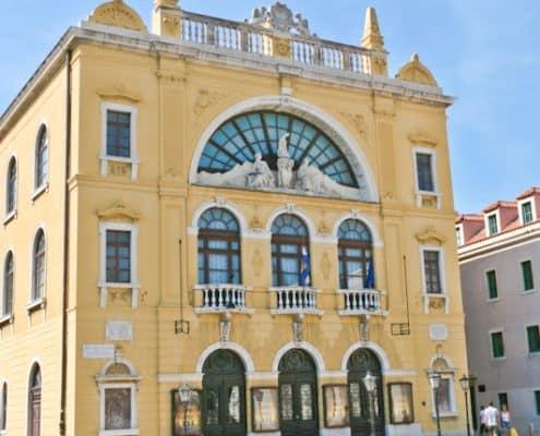 Split Photos - Croatian National Theatre