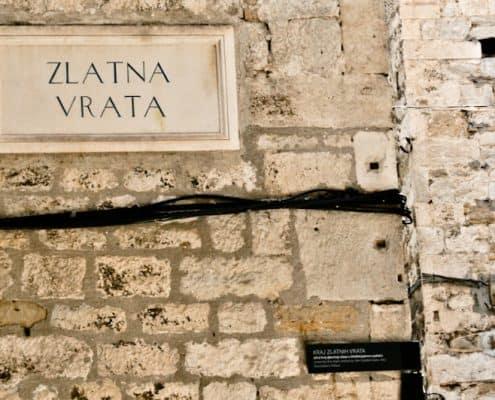 Split Photos - Zlatna Vrata