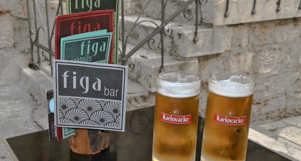 Eating and Drinking in Split