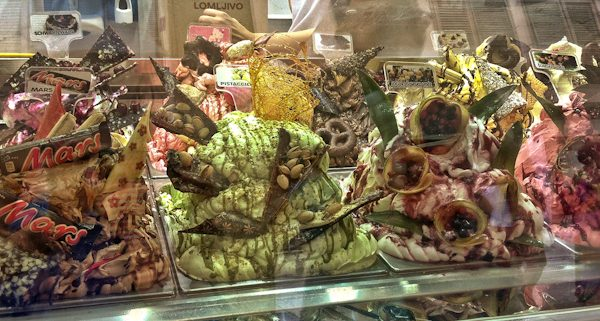 Eating and Drinking in Zadar - Ice cream