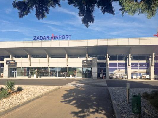 Zadar airport visit croatia