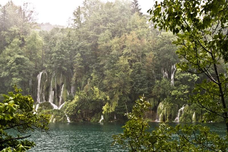 Plitvice Lakes Photos - Waterfalls