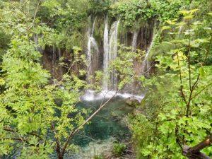 Lake and Waterfall Holiday