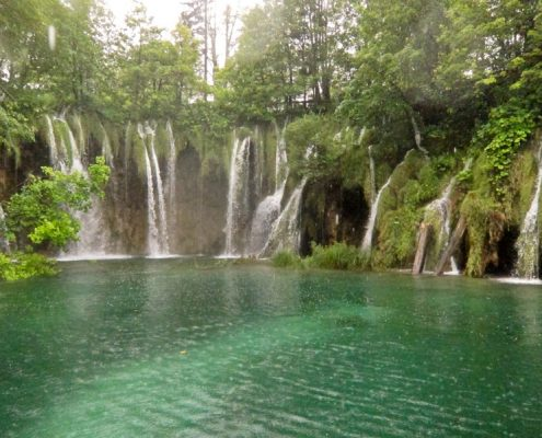 Plitvice Lakes Photos - Green Lake