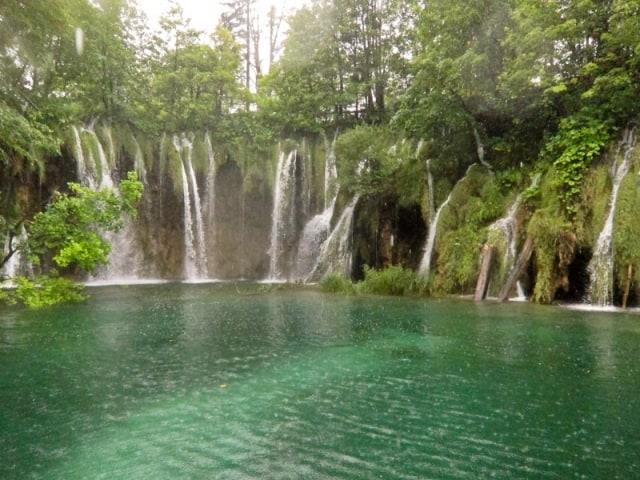 Plitvice Lakes Photos - Green Lake