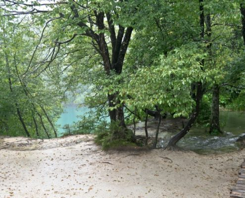 Plitvice Lakes Photos - Water