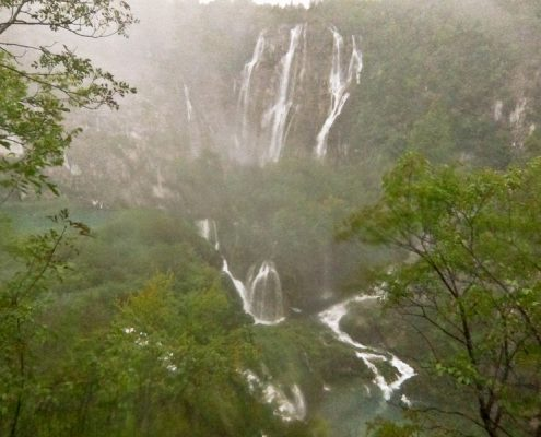Plitvice Lakes Photos - Waterfalls
