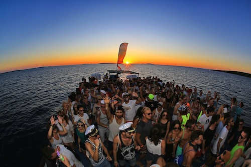 Sonus Festival 2015 Boat Party