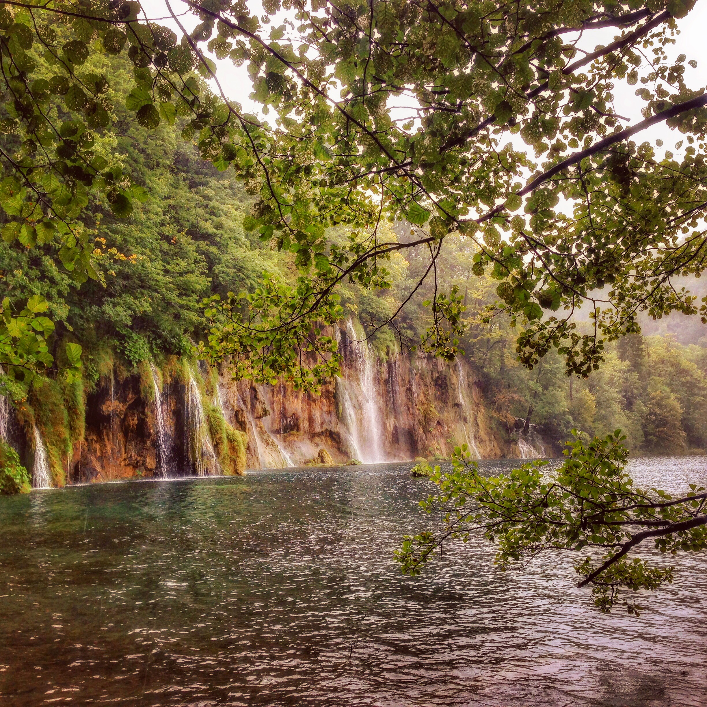 Visiting Croatia in September - Plitvice Lakes
