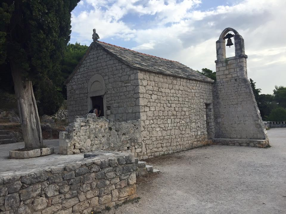 Dalmatia in September 2015 - Split church