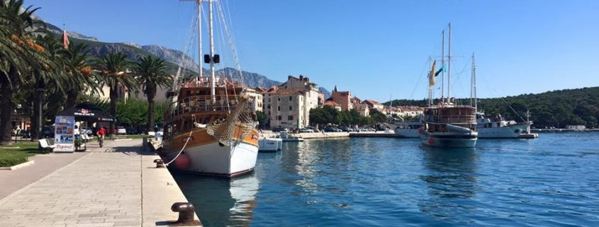Dalmatia in September 2015 - Makarska