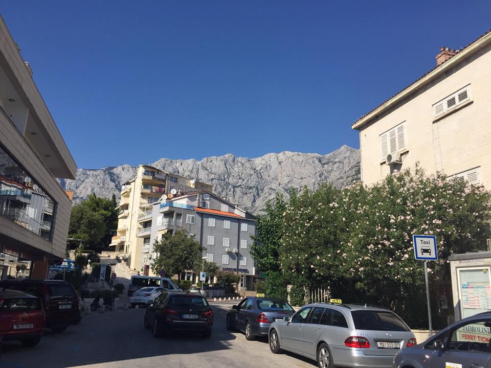Visiting Croatian in September - Makarska mountains