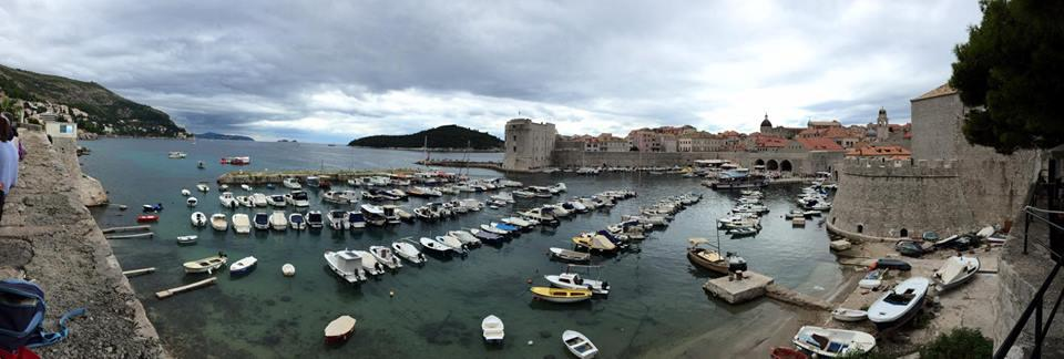 Dalmatia in September 2015 - Dubrovnik
