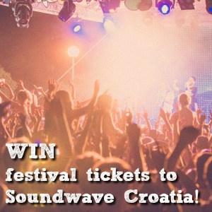 Soundwave Croatia competition