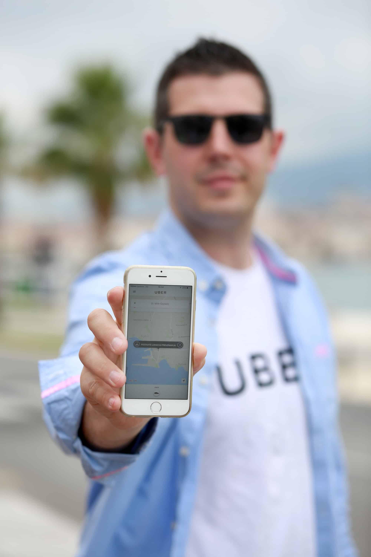 Uber Croatia